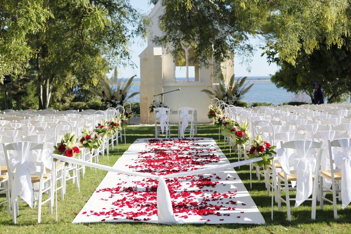 Prestation de décoration de mariage par Pink Event à Montpellier